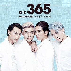 365DaBand – It's 365 – 2015 – iTunes AAC M4A – 3rd Album