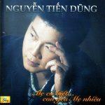 Nguyễn Tiến Dũng – Mẹ Có Biết… Con Yêu Mẹ Nhiều – 2016 – iTunes AAC M4A – Album