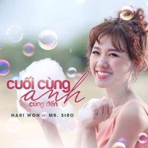 Hari Won – Cuối Cùng Anh Cũng Đến – iTunes AAC M4A – Single