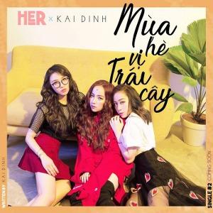 HER & Kai Đinh – Mùa Hè Vị Trái Cây – iTunes AAC M4A – Single