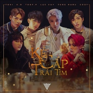 Uni5 – Kẻ Cắp Trái Tim – iTunes AAC M4A – Single