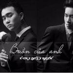 Đạt G, K-ICM & Masew – Buồn Của Anh – iTunes AAC M4A – Single