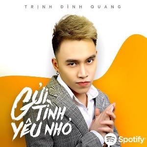 Trịnh Đình Quang – Gửi Tình Yêu Nhỏ – iTunes AAC M4A – Single