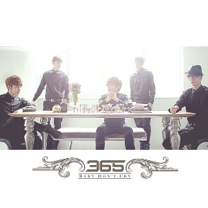365DaBand – Baby Don't Cry – 2011 – iTunes AAC M4A – EP