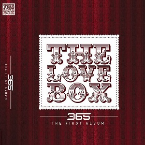 365DaBand – The Love Box – 2011 – iTunes AAC M4A – Album