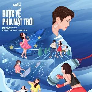 Văn Mai Hương – Girls' Steps: Bước Về Phía Mặt Trời – iTunes AAC M4A – Single