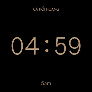 Cá Hồi Hoang – 5AM – iTunes AAC M4A – Single