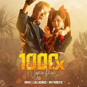 AMEE x Lou Hoàng – 1000x (Ngàn Lần) – iTunes AAC M4A – Single