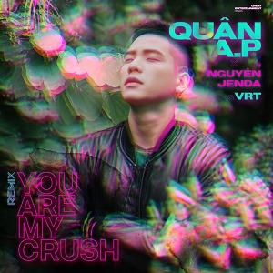 Quân A.P – You Are My Crush (feat. Nguyên Jenda) [VRT Remix] – iTunes AAC M4A – Single