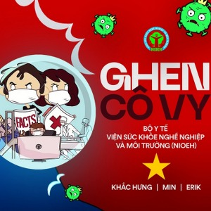 MIN x ERIK – Ghen Cô Vy (WASHING HAND SONG) – iTunes AAC M4A – Single