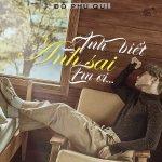 Đỗ Phú Quí – Anh Biết Anh Sai Em Ơi – iTunes AAC M4A – Single