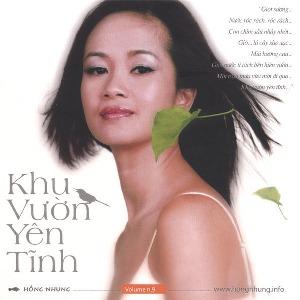 Hồng Nhung – Khu Vườn Yên Tĩnh – 2004 – iTunes AAC M4A – Album