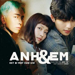 """Osad – Anh và Em (Nhạc Phim """"Bí Mật Của Gió"""") – iTunes AAC M4A – Single"""