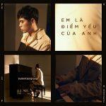 traitimtrongvang – Em Là Điểm Yếu Của Anh – iTunes AAC M4A – Single